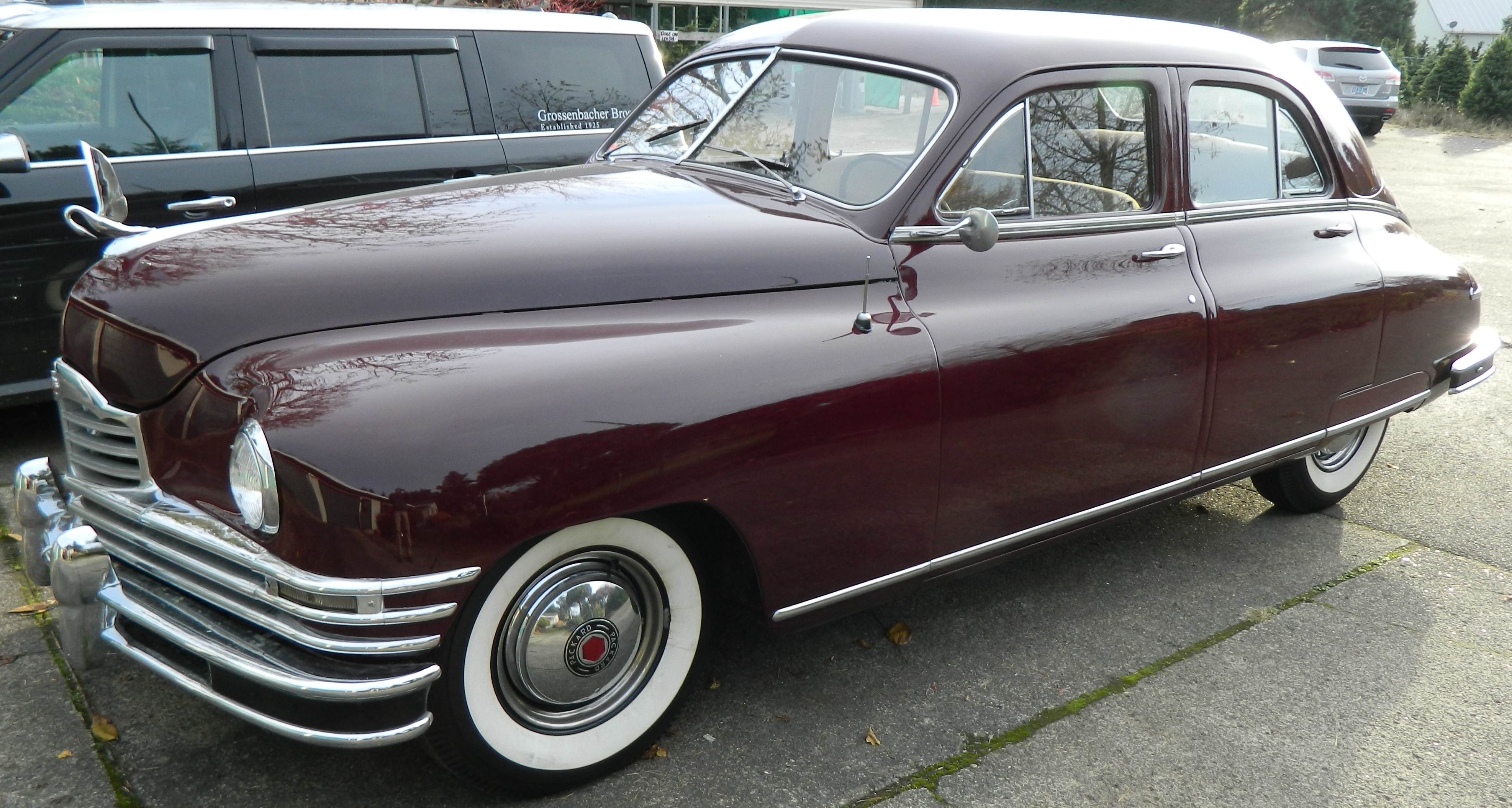 Packard Motor Cars For Sale