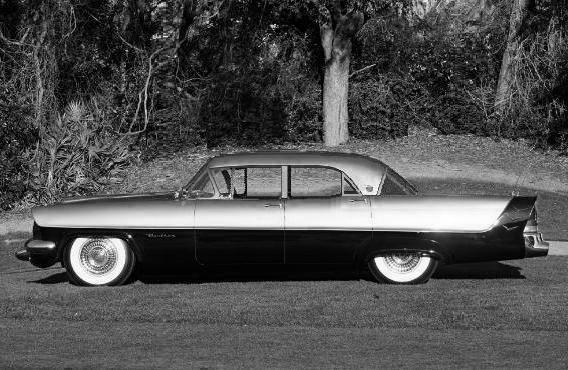 '55 Packard Panther proposal