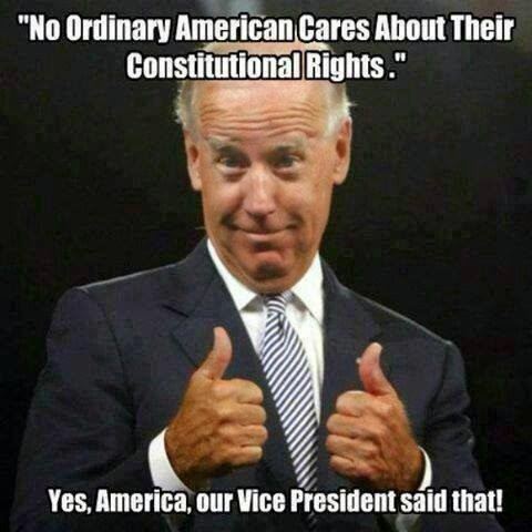 Biden:Constitution