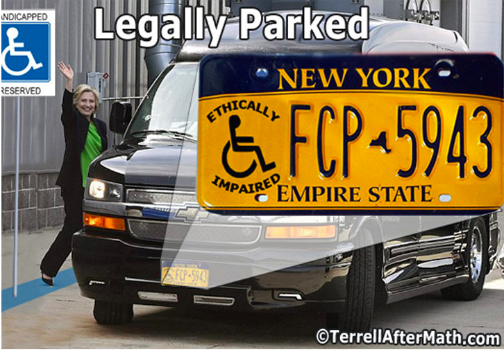 Legally Parked