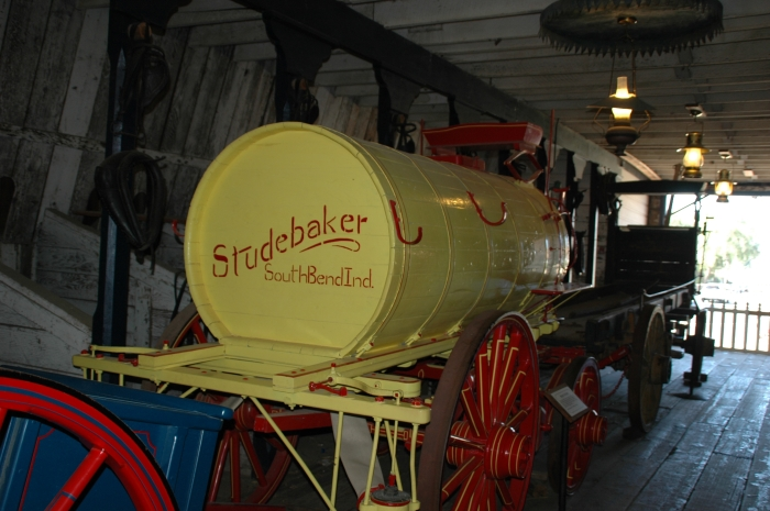 Studebaker water wagon
