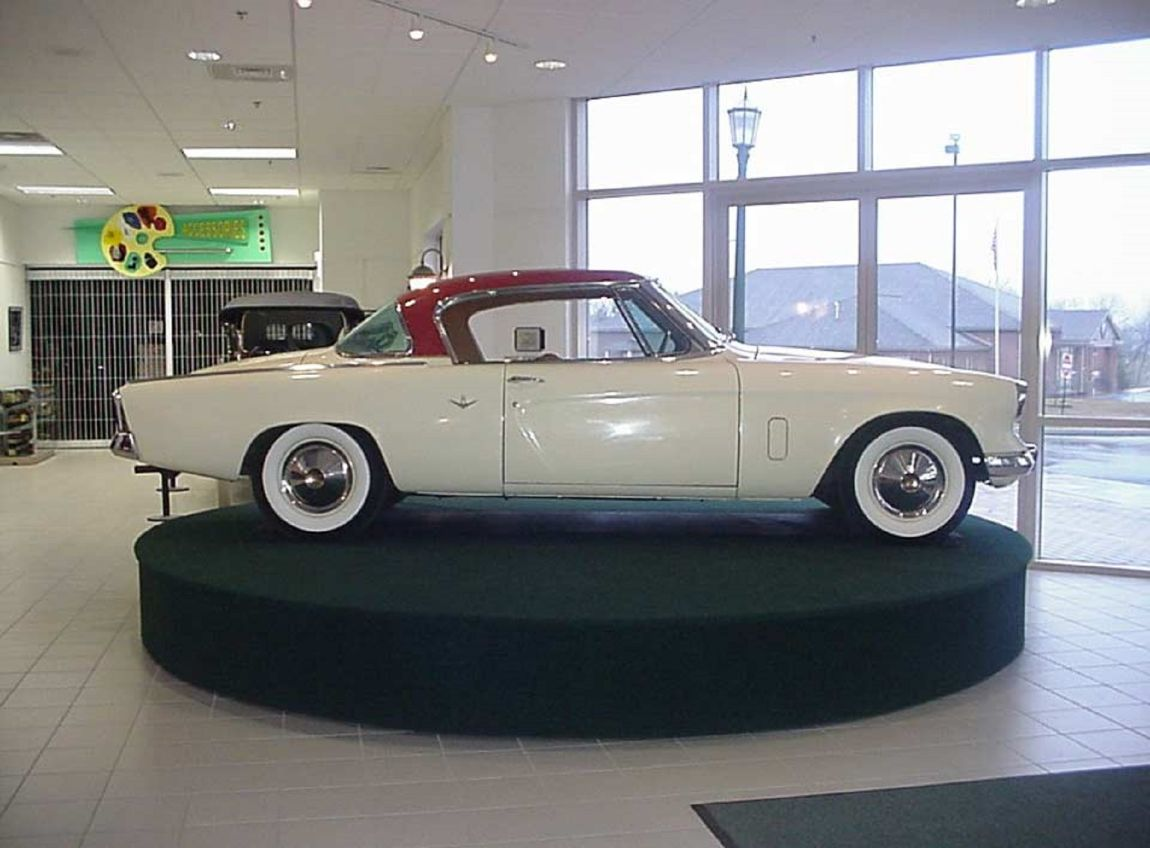 Gear head tuesday studebaker s lost opportunity in 1953 - 1953 studebaker champion starlight coupe ...