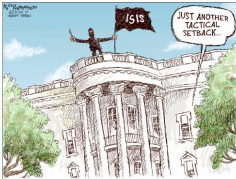 ISIS White House