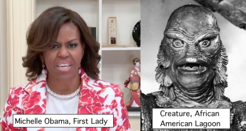Moochelle Separated at Birthj