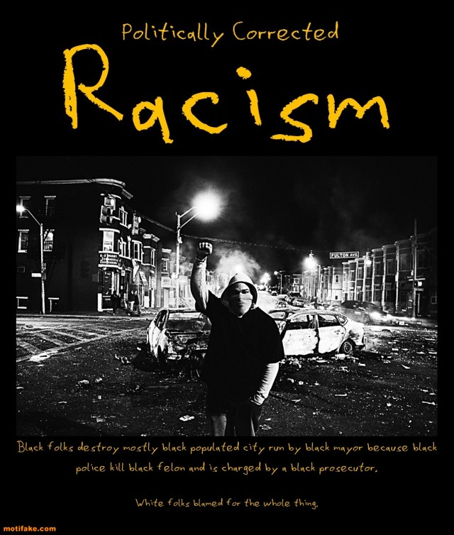 politically-corrected-racism-baltimore-riots-demotivational-posters-1430665455