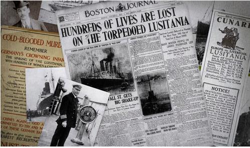 Lusitania news