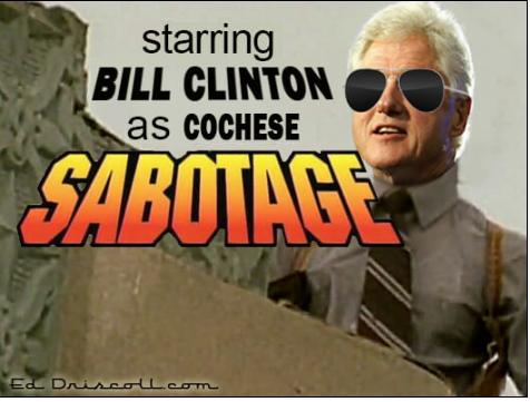 BJ sabotage