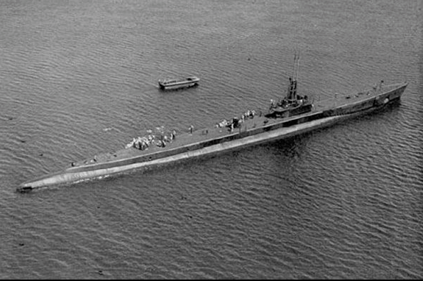 U.S.S. Blackfinn