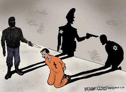 ISIS shades of Hitler