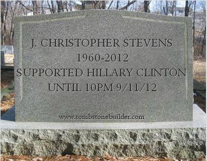 Chris Steven's tombstone