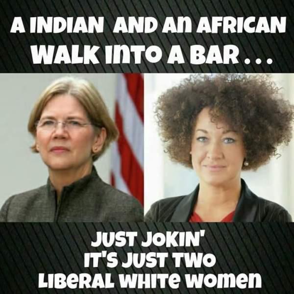 Indian & Black