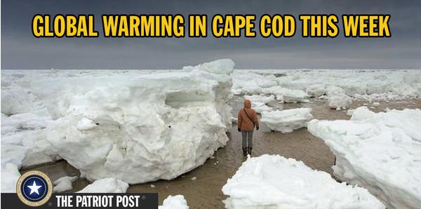 Cape Cod Global Warming