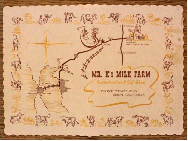 Mr. K's Milk Farm