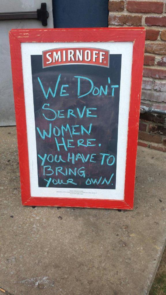 Serve Women