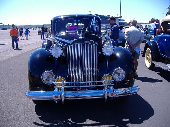 '39 Packard Twelve - front