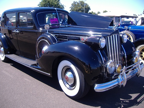 '39 Packard Twelve right:front