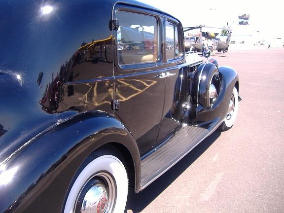 '39 Packard Twelve r:s
