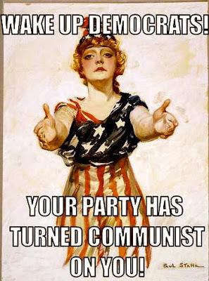 Democrat Commies