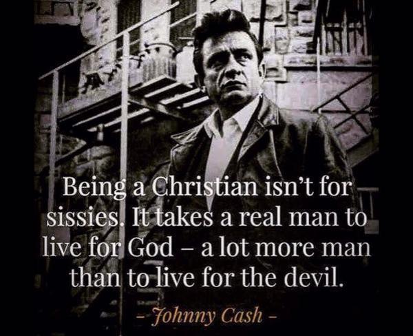 Johnny Cash: Christian