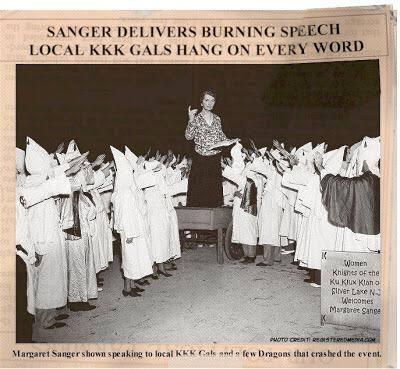 Sanger/KKK