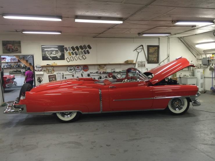 '53 Cadillac Eldorado