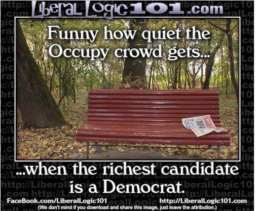 Rich Democrats