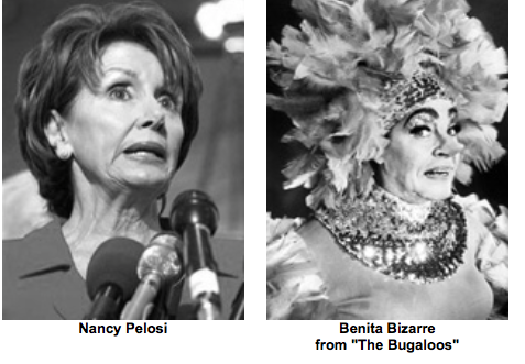 Nancy P. Lousy, Separated at Birth