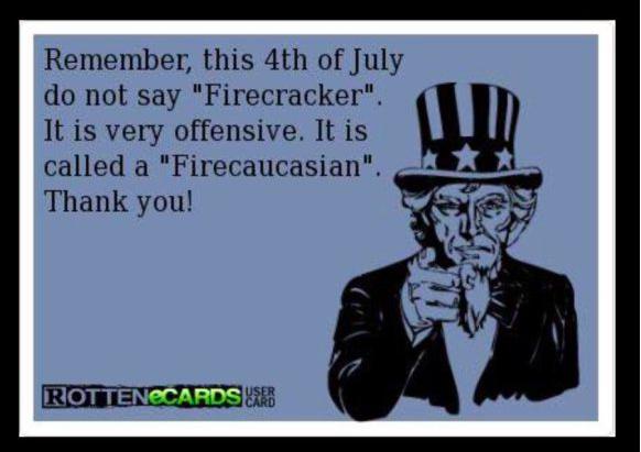 Firecracker/Firecaucasian