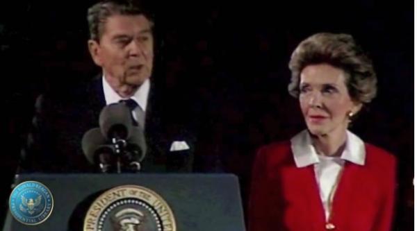 Reagan, 7/4/86