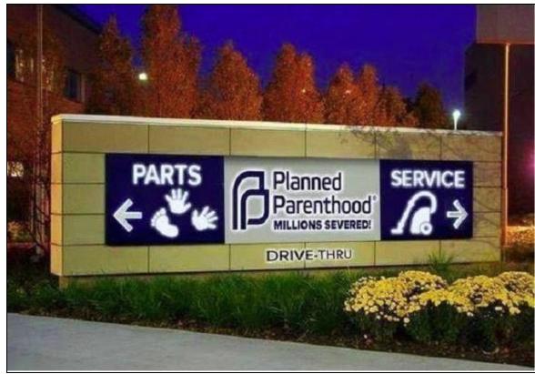 Planned Parenthood Parts & Service
