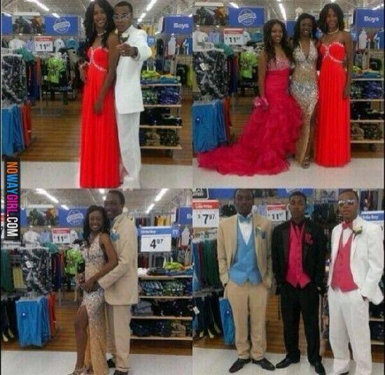 Walmartian weddings