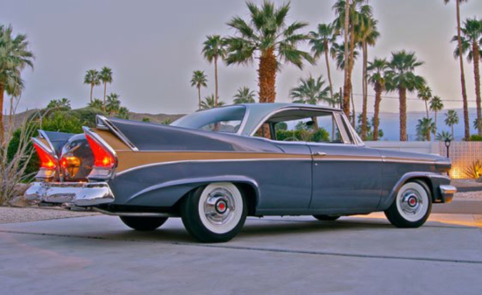 '58 Packard Starlight