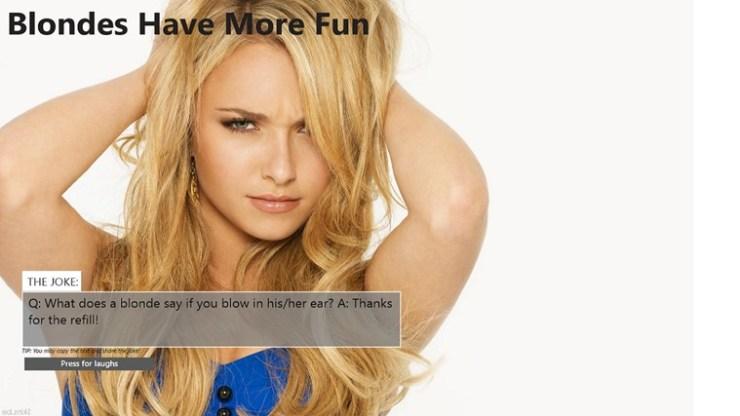 blonde-jokes