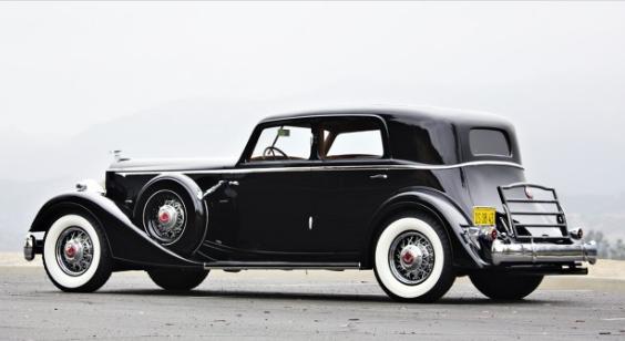 '34 Packard Twelve Dietrich