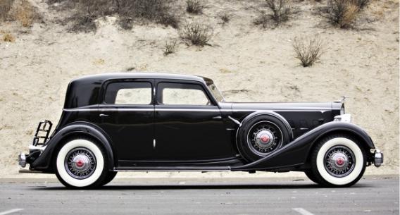 '34 Packard Twelve