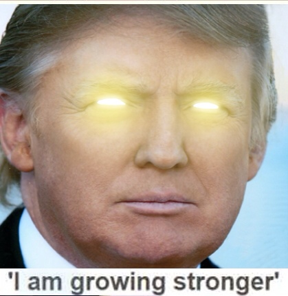 Trump Growing Stronger