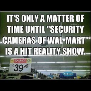 Walmart Security Cameras