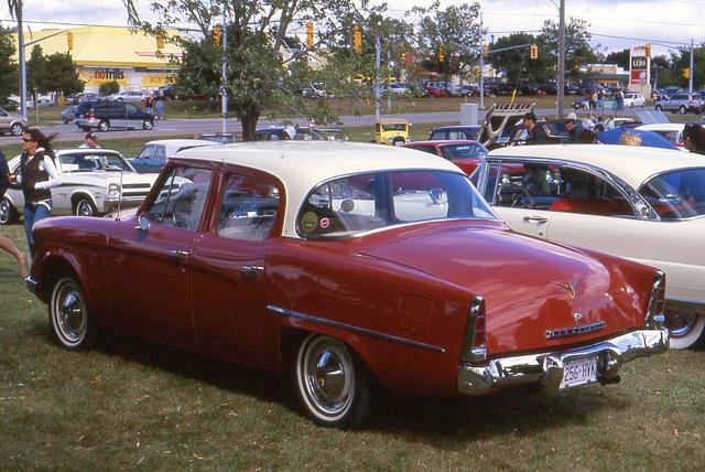 53 Champion sedan