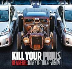 Kill your Prius