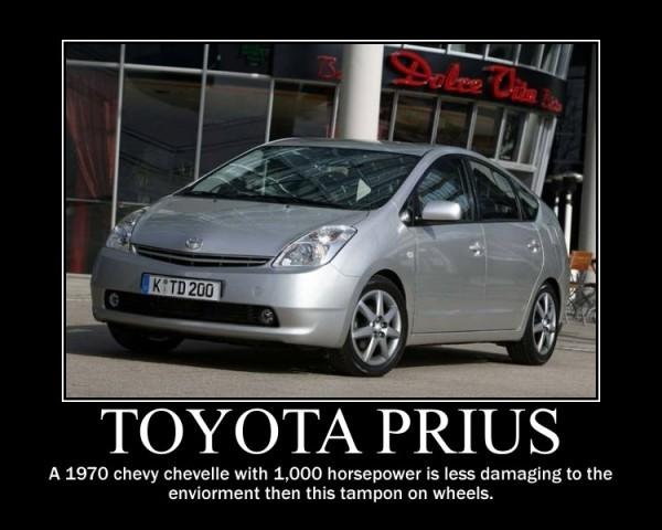 Prius tampon