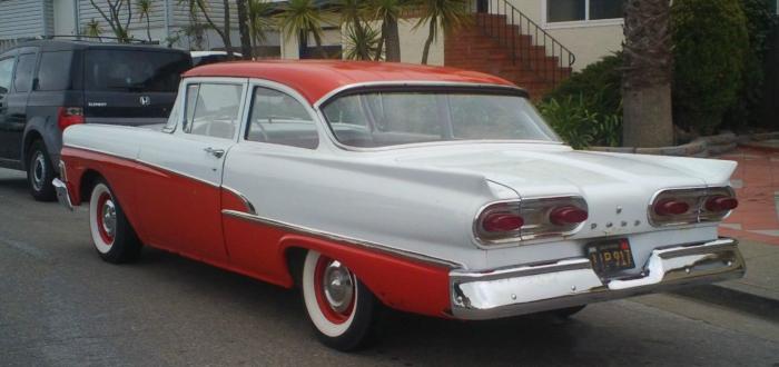 58 Ford Custom