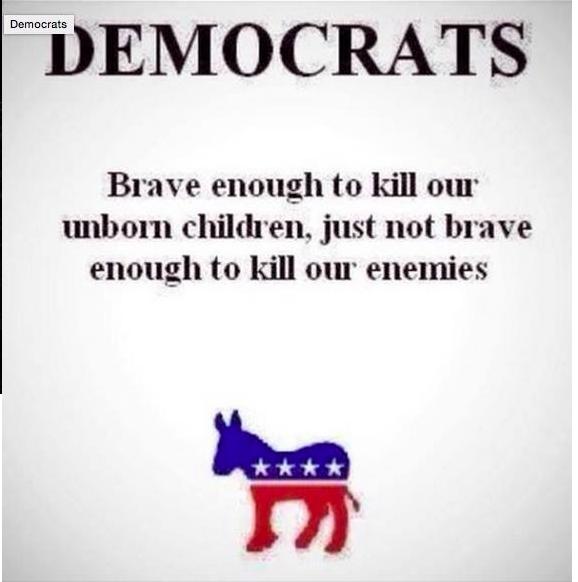 Democrats Kill Babies