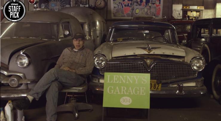 Lenny's Brooklyn Garage