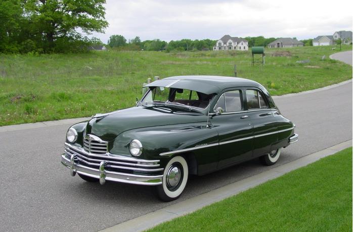 1949 Packard