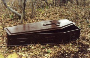 Jeb! campaign's coffin
