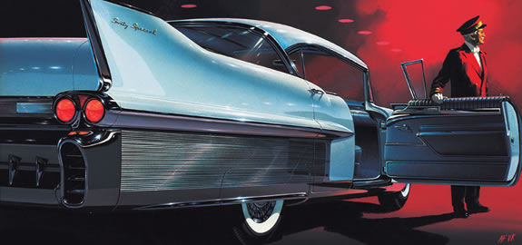 Fitzpatrick 1958 Cadillac