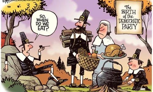 Librul Thanksgiving