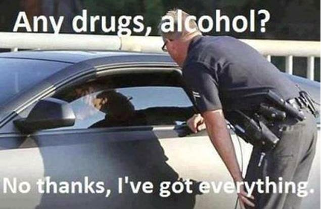 Drugs, alcohol?