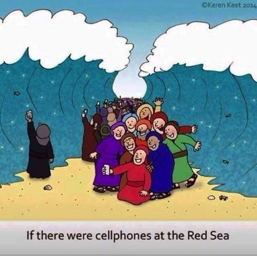 Cell phones:Red Sea