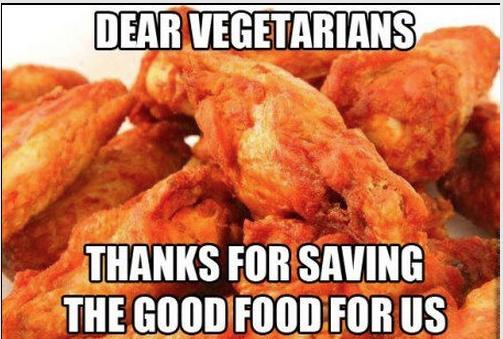 Dear Vegetarians